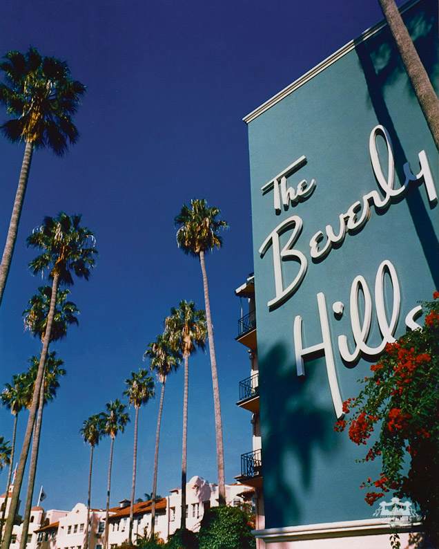 Beverly Hills Collection Presents The Beverly Hills Hotel The First 100 Years A Visual History